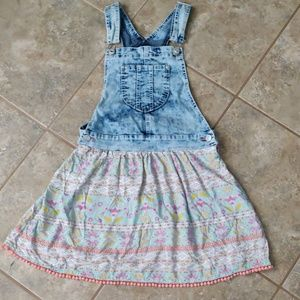 Jordache Overall Girls Dress